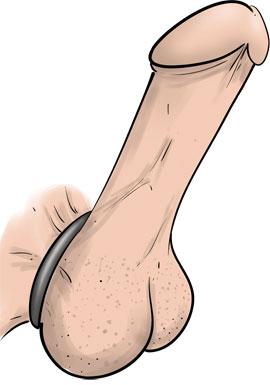 erotiske sider penis ring